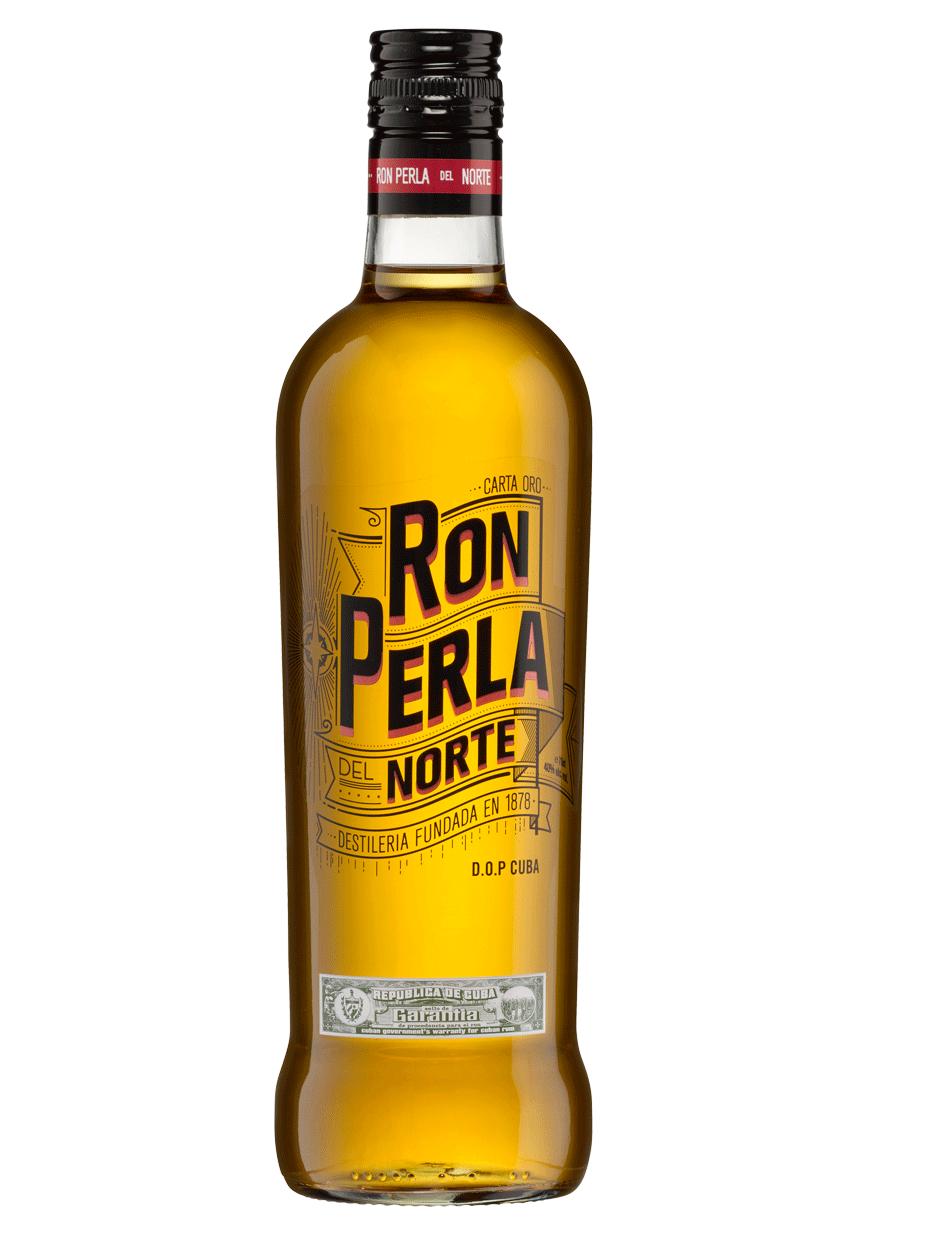 Ron Perla del Norte Carta Oro